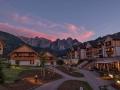 Hotelansicht Abend klein (www.360perspektiven.at)
