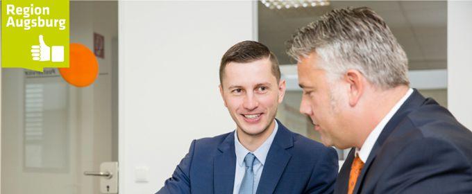 """A³ Fachkräftekampagne: """"Wir sind eine Mitmach-Firma!"""" -<br> Peter Steib von Logistic-Mail-Factory"""