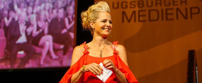 Augsburger Medienpreis 2016 verliehen - <br> Ehrenpreisträger ist Andreas Bourani