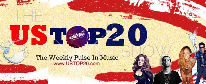 Neu bei Hitradio MS One - The US TOP 20 Show<br> Jeden Samstag von 21.00 - 22.00 Uhr